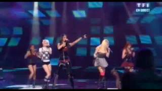 Pussycat Dolls - I Hate This Part (Live at NRJ Awards 2009)