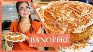 Como fazer um delicioso BANOFFE | LU ZAIDAN