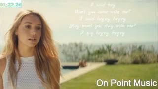 Fais ft. Afrojack - Hey Lyric Video (On Point Edit)