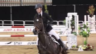 Melody Matheson & Cheltenham Uni series Final 1st