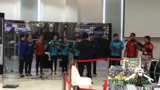 Malaysian Star Trek Choir @ KL Sci-Fi Convention 2015 (DBKL)