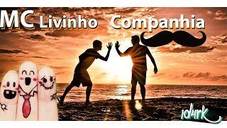 MC Livinho - Companhia - Tipografia | iD4rk Tipografias