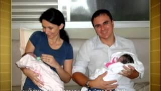 Bebês gerados no útero da avó nascem em GO