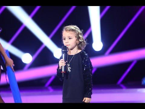 "Queen: ""We will rock you"". Ștefania Barteș, la Next Star!"