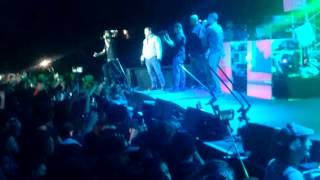 Arcángel - pensandote (en vivo) Luna Park Argentina