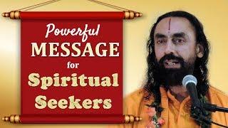 Secret to Success in Spirituality | Best Motivational Video | 2018 | Swami Mukundananda
