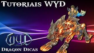 Destravar o level 40 do personagem Celestial no WYD