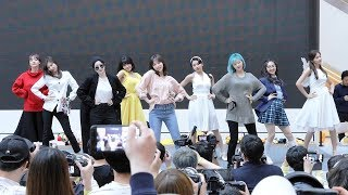 [M/V의상ver] 트와이스(TWICE) - What is Love? @고양 팬사인회 4K 직캠 by 비몽
