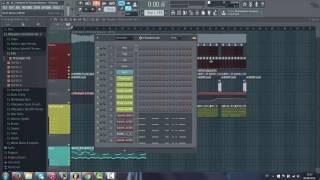 Hardwell & Thomas Newson - 8Fifty (FL Studio Remake)