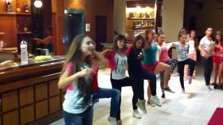Hotel Evelyn Gruppo Grecia prove di Ballo Zorba