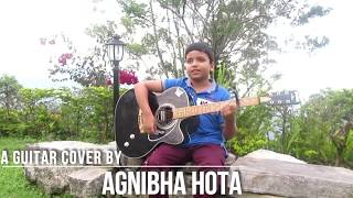 I Have A Dream ( ABBA ) - Guitar Cover By Agnibha Hota
