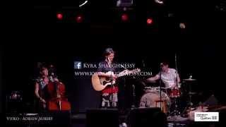 Kyra Shaughnessy Live @O Patro Vys, Paroles de Paix