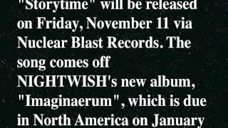 Nightwish - Storytime - New 2011 Single - Imaginaerum - New 2012 Album!