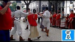 Baile da Camacha - Festas de Natal na Madeira.