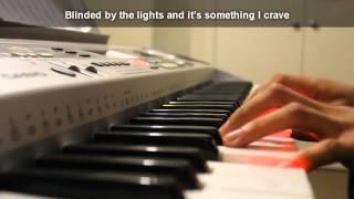 Calvin Harris (feat. Example) - We'll Be Coming Back - Piano & Lyrics