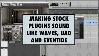 Hacking Plugins with ProTools and Fabfilter Pro Q EQ Match