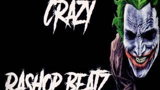 BASE DE RAP BOOM BAP - CRAZY - HIP HOP OLD SCHOOL BEAT INSTRUMENTAL[2017] RAS-HOP BEATZ
