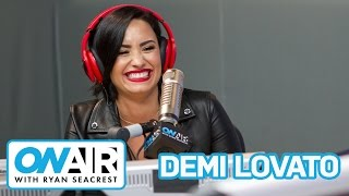 """Demi Lovato On Making New Single """"Cool For The Summer"""" 