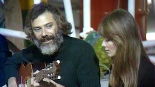 Georges Moustaki à Françoise Hardy - Le métèque (1969)