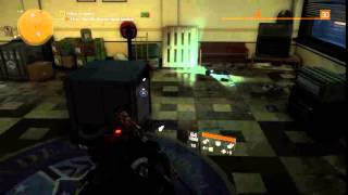 Tom Clancy's The Division™ No clipping bug