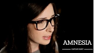 5 Seconds Of Summer - Amnesia (Cover by Caitlin Hart) - Official Music Video