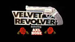 Velvet Revolver feat  Axl Rose   If The World