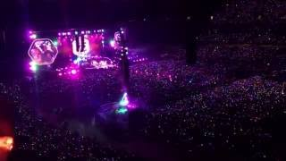 Coldplay Paradise Melbourne 10/12/2016