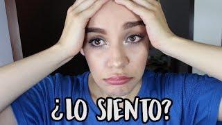 ESTE CANAL YA NO ES MIO 💔  l ANUNCIO IMPORTANTE l Sofia Castro