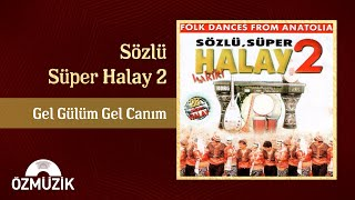 Gel Gülüm Gel Canım - Sözlü Süper Halay 2 (Official Video)