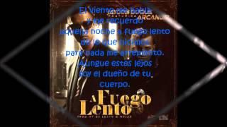 A Fuego Lento - Arcangel ft Jaycob Duque LETRA (VIDEO OFICIAL) Dj Luian NOIZE
