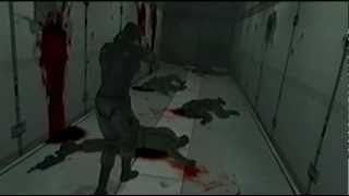 Metal Gear Solid: The Twin Snakes, Ninja's Entrance