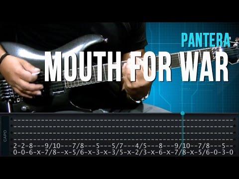 Pantera - Mouth For War