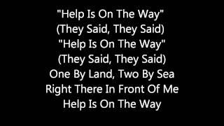 Rise Against-Help Is On The Way Lyrics