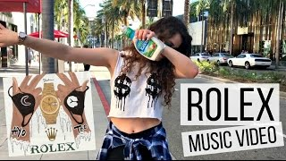 ROLEX MUSIC VIDEO - Ayo & Teo 🔥 | #rolexchallenge #parody