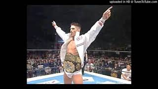 NJPW - Zack Sabre Jr's Theme - Real Born Master (not yet released!)