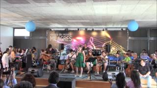 Escola de Música Milagres - Caçador de Sóis