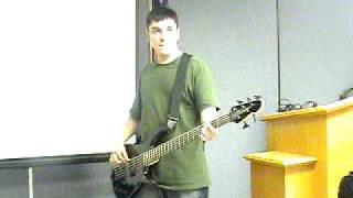 alza tu ojos y mira by christian on the bass