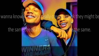 Armon and Trey so gone challenge( lyrics)
