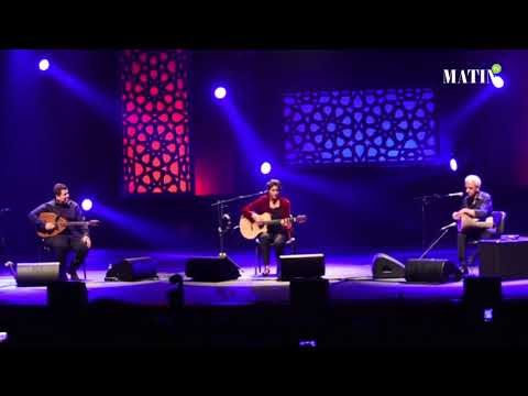Video : Souad Massi, un spectacle plein d'émotions