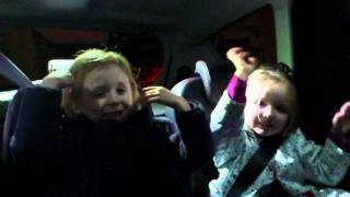 Aerosmith I Don't Wanna Miss A Thing. Kids show!