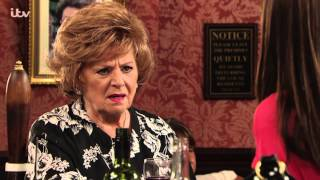 Coronation Street - Rita Puts Tracy In Her Place