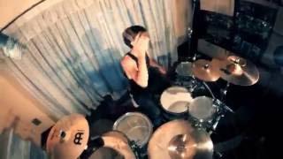 Skrillex feat A$AP Wild For The Night - Drum Remix HD
