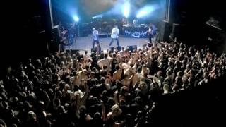Άγνωστος Χειμώνας feat Ταφ Λάθος | Σανατόριο | 12/11/16 live @ Gagarin (firefly 7S 4K low light)