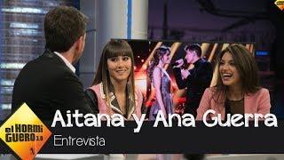 """Aitana y Ana Guerra: """"Alfred y Amaia van a ganar Eurovisión"""" - El Hormiguero 3.0"""