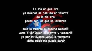 Letra Lyrics @ Daddy Yankee - 6 de enero (Original)