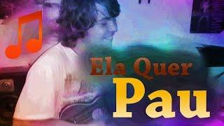 Ela Quer Pau (Tava na Rua) - MC Pikachu (Vitor Carrai cover)
