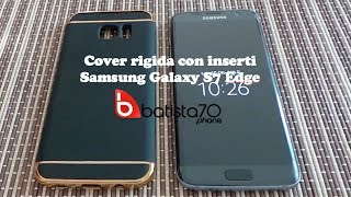 Cover 360° Profilo Oro Samsung Galaxy S7 Edge
