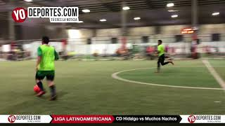 CD Hidalgo vs. Muchos Nachos Liga Latinoamericana