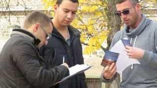 Ямбол: Граждани подкрепят Фалун Дафа и осъждат репресиите