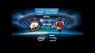 Virtus.pro vs 3DMAX CS:GO ESL ONE 12.03.2015 Live